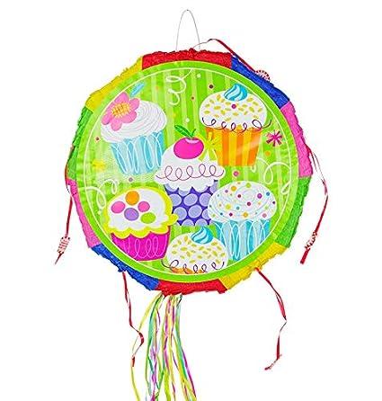Amazon.com: Piñata para fiestas de cumpleaños infantiles ...