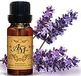 Lavender H.A. Essential Oil 100% (France) (Lavandula angustifolia) (Floral Scent) 100 ml (3 1/3 Fl Oz)-Health