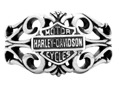 Harley-Davidson® MOD® Vintage Rebel Filigree Ring HDR0289 (10)