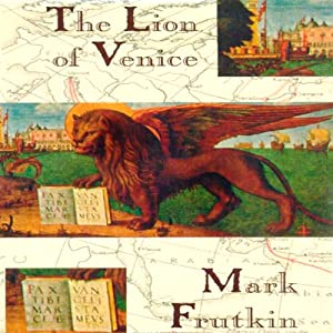 The Lion of Venice Audiobook