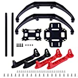 Quadcopter Frame, FPV Aircraft Drone Frame Kit RC Accessory Integrated PCB Board for DJI F330