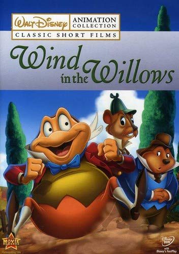 Disney Animation Collection Volume 5: Wind In The - Willow Wild