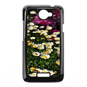 ZK-SXH - Daisy Diy Cell Phone Case for HTC One X, Daisy Personalized Case