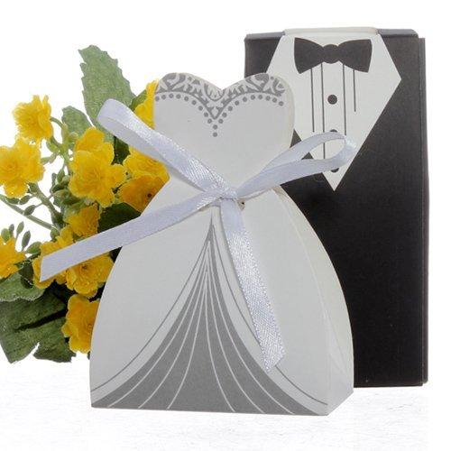 cnomg 100pcs Party Wedding Tuxedo product image