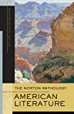 """The Norton Anthology of American Literature (Shorter Seventh Edition)"" av Nina Baym"