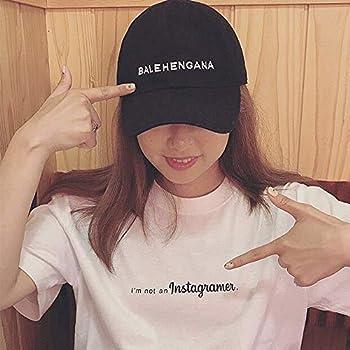 BALEHENGANA キャップ ブラック バレヘンガナ 帽子 FR