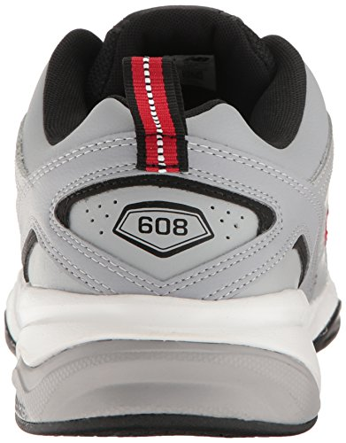 Red Shoe New Men's Balance Training MX608V4 Grey wxxH7SqIY