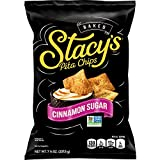 Stacy's Pita Chips, Cinnamon Sugar, 7.33 Ounce