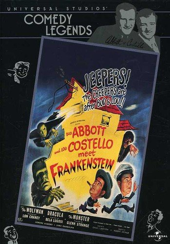 Abbott & Costello Meet Frankenstein]()