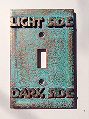 Star Wars (Light/Dark Side) Light Switch Cover (Custom)