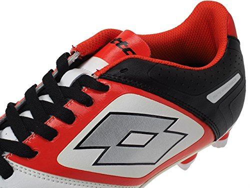 Moulées Potenza Lotto 3 Chaussures Blanc Color Stadio Football 5xw8gSwYq