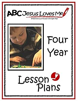 5 Year Lesson Plans (ABCJesusLovesMe Preschool Curriculum)
