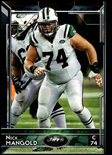 2015 Topps #152 Nick Mangold New York Jets NM-MT -