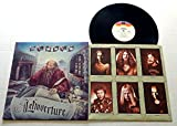 Kansas LEFTOVERTURE - Kirshner Records 1976 - USED Vinyl LP Record - 1976 Pressing - STERLING - Carry On Wayward Son Cheyenne Anthem Magnum Opus Miracles Out Of Nowhere