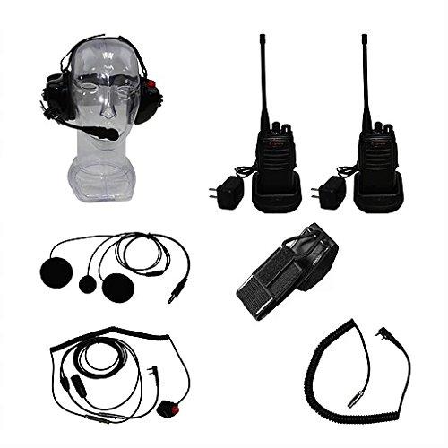 RJS Racing Equipment 600080141 Pro Sportsman 2 Man Radio System