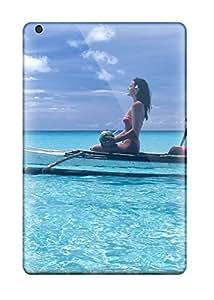 Tpu Case Cover For Ipad Mini/mini 2 Strong Protect Case - Boracay Philippines Design