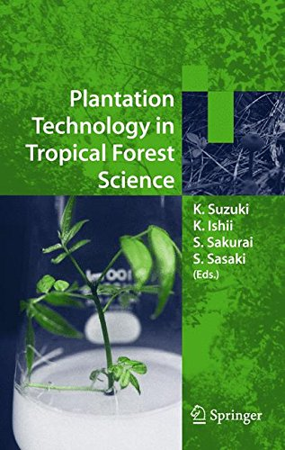 Plantation Technology in Tropical Forest Science pdf