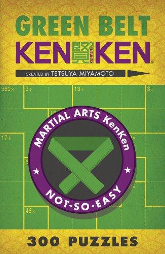 Green Belt KenKen® (Martial Arts Puzzles Series) ()