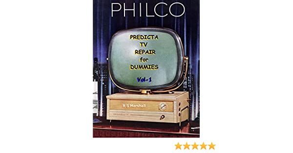 Predicta TV Repair for Dummies (Volume): Amazon.es: Marshall, Ross S: Libros en idiomas extranjeros