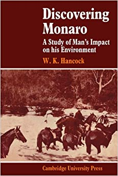 Discovering Monaro: A Study of Man's Impact on his Environment