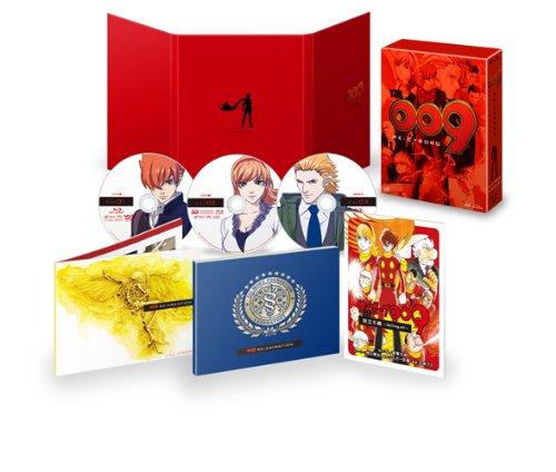 009 RE:CYBORG 豪華版 Blu-ray BOX B00BT561WQ