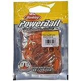 Berkley PowerBait FW Power Nymph Fishing Bait, Smoke Orange
