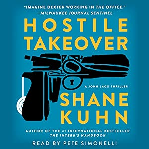 Hostile Takeover Audiobook
