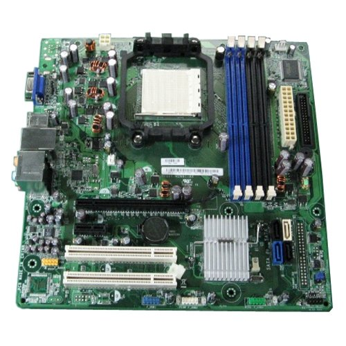 RY206, 0RY206 Dell Motherboard, Inspiron Intel G333 Express Chipset Nvidia MCP 61 Mainboard For the Dell Inspiron 531 and 531s Small Desktop Mini Tower (SMT)