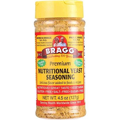 Bragg Seasoning Nutritional Yeast Ounce