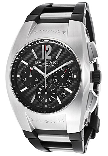 Bulgari Ergon Automatic Chronograph Black