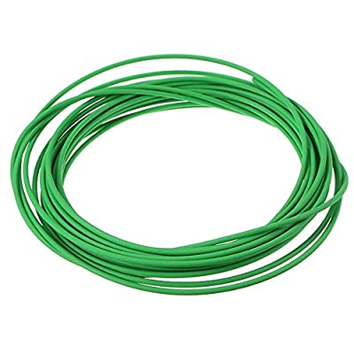 2pc Green 1.75mm Non-toxic Tasteless PCL Filament For 3D Printing Pen - 3D Printer & Supplies 3D Printer Filament - 2 x 5m Length 1.75mm PCL Filament