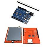 NeeGo UNO R3 Kit with 2.4 Inch TFT LCD Touch Screen Module For Arduino