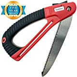 Pruning Saw Lanier Hand Folding 7 Inch Blade Ergonomic Handle Make Quick Work Garden Tasks