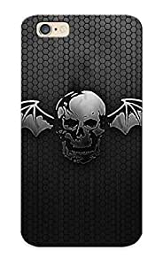 Premium IKdncCw2965dpHwq Case With Scratch-resistant/ Avenged Sevenfold Logo Case Cover For Iphone 6
