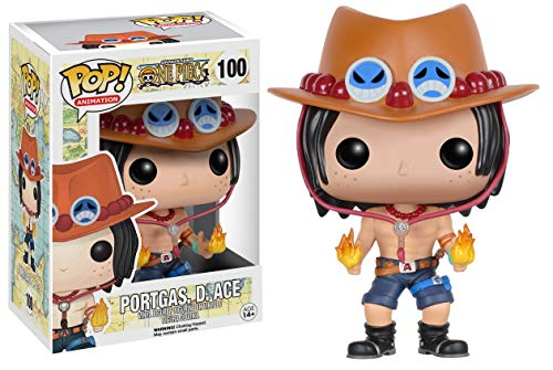 Portgas D. Ace. Nº 6358, Funko, Multicor