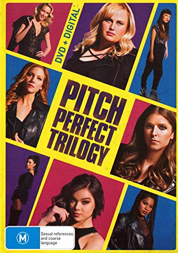 Pitch Perfect / Pitch Perfect 2 / Pitch Pefect 3   NON-USA Format   PAL Region 4 Import - Australia