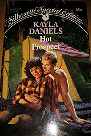book cover of Hot Prospect