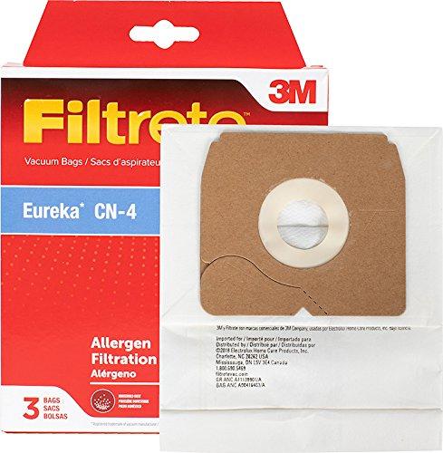 3M Filtrete 67740 Eureka CN-4 Vacuum Bags