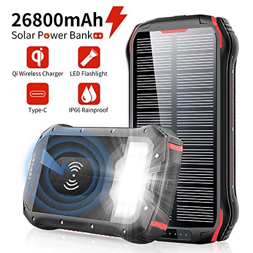 Solar Charger 26800mAh ORYTO