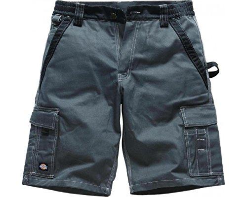 Dickies Bermuda Short Industry 300 grau/schwarz GBK52, IN30050