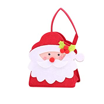 hot sales zomusar home decorations for living room christmas decorations xmas snowman apple bag - Christmas Eve Sales