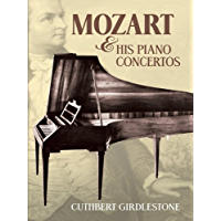 Mozart and His Piano Concertos (Dover Books on Music) book cover