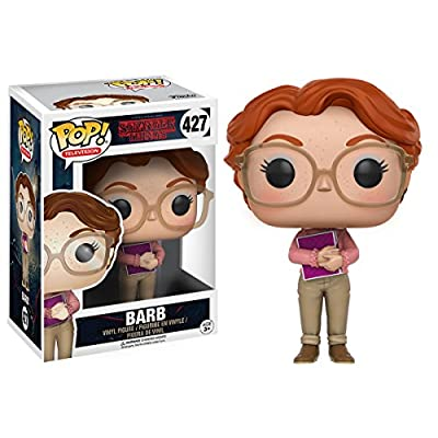 Funko POP Television Stranger Things Barb Toy Figure: Stranger Things: Toys & Games