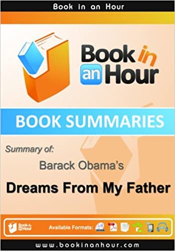 obama dreams from my father summary
