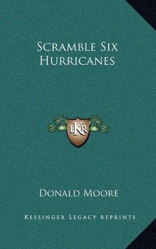 Read Online Scramble Six Hurricanes ebook