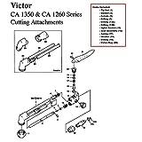 Victor 0390-0009 Repair Kit, Ca1350 [Misc.]