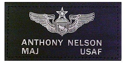 Major Anthony Nelson USAF Flight Badge for Halloween -