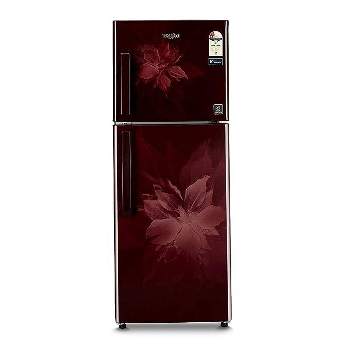 Whirlpool 245 L 2 Star   2019   Frost Free Double Door Refrigerator  NEO FR 258 CLS Plus 2S, Wine Regalia  Refrigerators