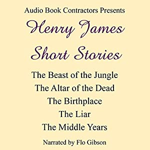 Henry James Short Stories Audiobook