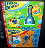Wild Planet Hyper Dash and Hyper Jump Combo Toy Set